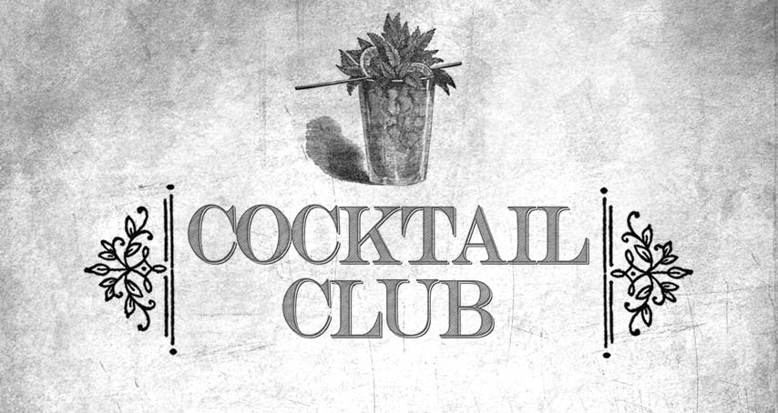 No5 Cocktail Club: Professor Jerry Thomas