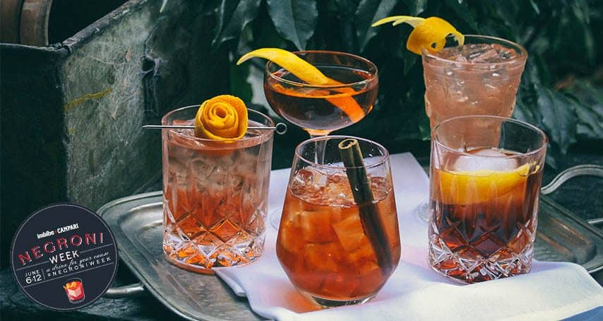 Negroni Week at No5